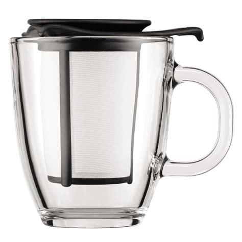 Machine A Café Grain 1113 by Tasse Bodum Yo Yo Set Mug Avec Filtre Noir 30 Cl 224 L