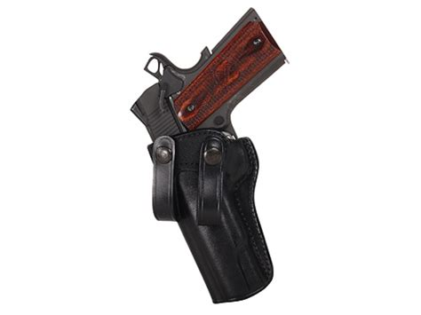 comfort holsters galco summer comfort inside the waistband holster 1911