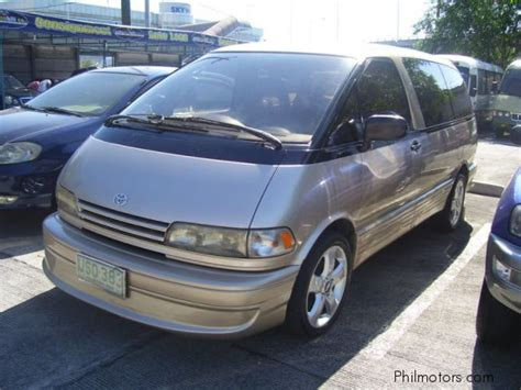 book repair manual 1991 toyota previa parking system service manual manual cars for sale 1992 toyota previa