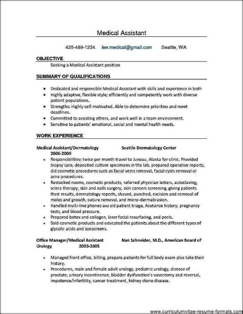 Resume Office Assistant Experience Office Assistant Resume No Experience Free Sles Exles Format Resume
