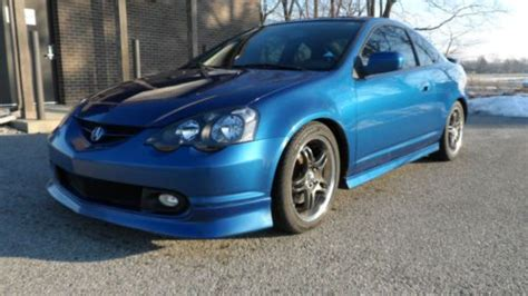 sell used 02 acura rsx s type s 6 speed beautiful jdm itr