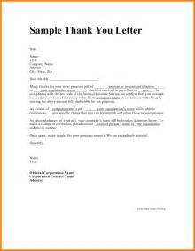 5 sles of thank you letters of appreciation hr cover