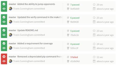 Travis Ci Tutorial Python | testing python with travis ci in just 3 steps smartfile