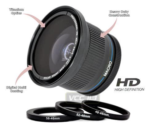 Lensa Fisheye Nikon D90 0 40x Fisheye Lens F Nikon D90 D80 D3000 D5000 18 55mm