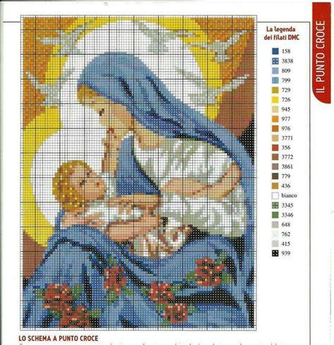imagenes catolicas en punto de cruz 163 best images about imagenes religiosas a punto de cruz
