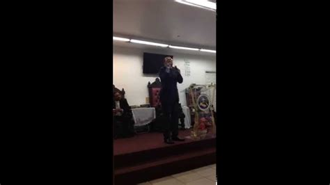 pastor anthony daniels pastor anthony daniels preaching at raw ministries part 3