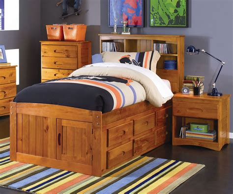what is a captains bed ridgeline twin size bookcase captains bed bed frames