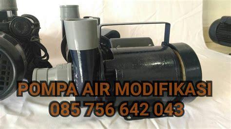 Pompa Air Untuk Kolam Jual Pompa Air Modifikasi Untuk Kolam Ikan Multi Raya