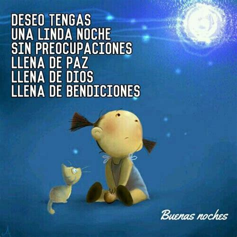 frasesparatumuro com buenas noches pinterest buenas noches linda noche buenas noches pinterest amor and blessings