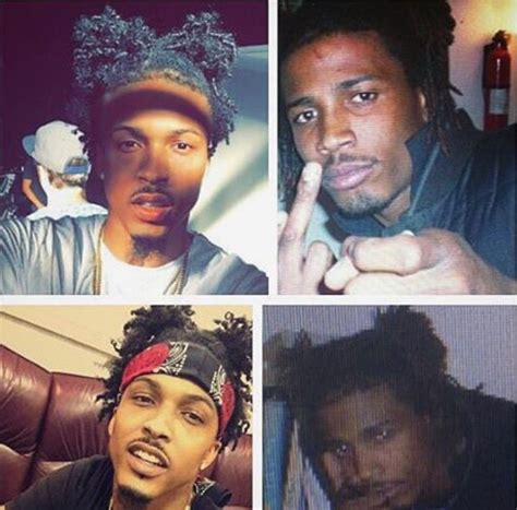 what killed august alsina august alsina and his brother that died www pixshark com
