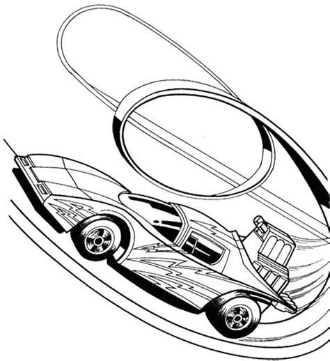 hot wheels race track coloring pages hot wheels track turn coloring page kids coloring pages