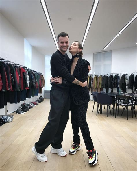 Kris Assche To Replace Slimane At by Kris Assche Is Leaving Homme I D