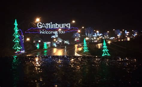 gatlinburg christmas lights gatlinburg love pinterest