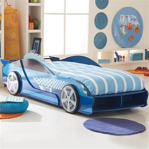 17 Awesome Car Inspired Bed Designs For Boys Rilane Cool Beds For Boys