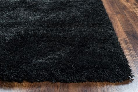 Solid Black Area Rugs Solid Black Area Rugs Smileydot Us