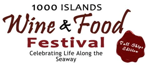 meanderings among a thousand islands or an account 1000 islands wine food festival natalie maclean