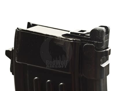 Ghk 40rd Gas Magazine For M4 Gbb Rifle 2 ghk akm 40rd gas magazine buy airsoft magazines