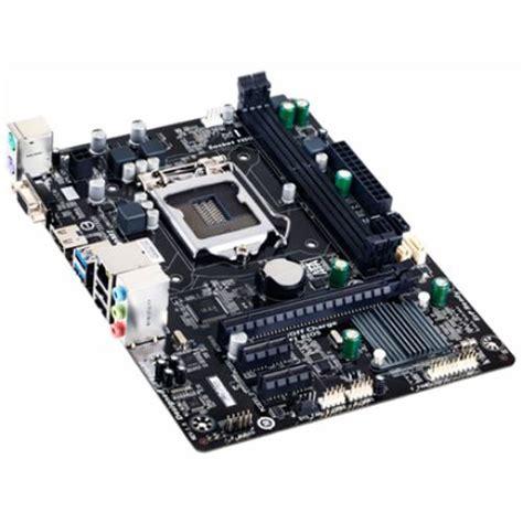 Gigabyte Ga H81m H Socket 1150 gigabyte ga h81m h usb3 0 socket lga1150 hdmi dsub