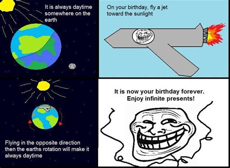 know your meme troll physics