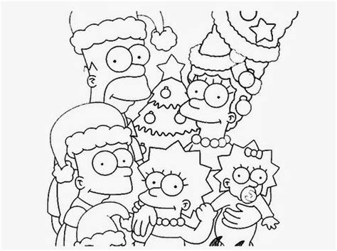 coloring pages of the simpsons christmas 316 best printables images on pinterest coloring books