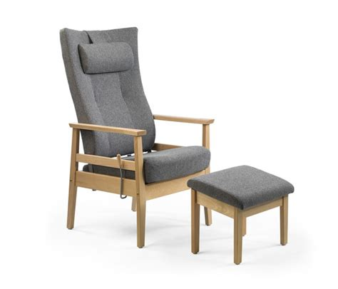 bo recliner chair elderly care armchairs from helland