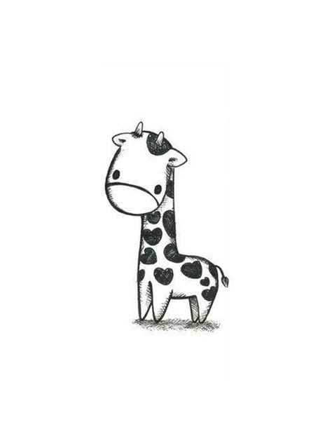 how to draw a giraffe doodle 25 best giraffe ideas on baby