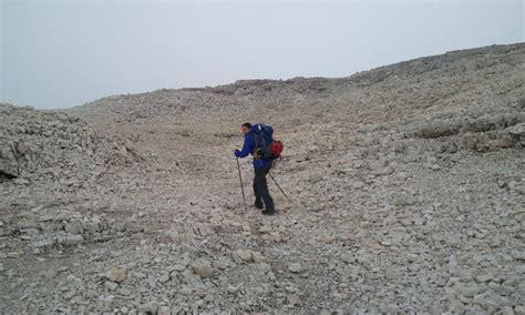 alta via 2 dolomitas ascenso a la marmolada giorno 4 dal rifugio cavazza al pisciad 250 al castiglioni