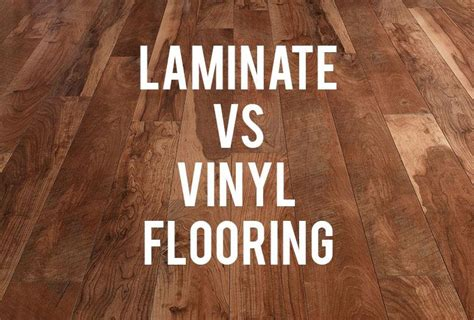 resilient vinyl plank flooring vs laminate vinyl vs laminate flooring many people donu0027t