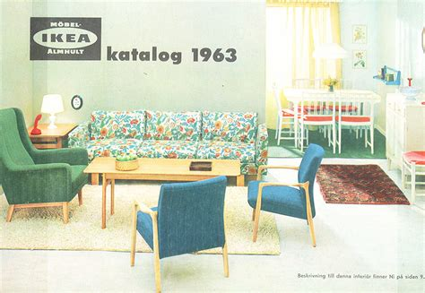 ikea 1963 catalog interior design ideas