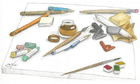 Dibujos Realistas Materiales | materiales de dibujo y pintura 2 marcos v 225 zquez gonz 225 lez