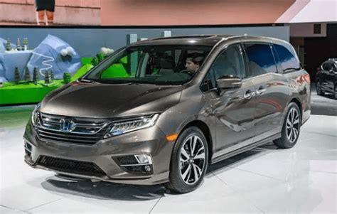 Honda Odyssey 2020 by 2020 Honda Odyssey Release Date Type R 2019 2020 Best