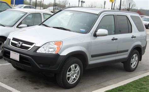 2004 Honda Crv by 2004 Honda Cr V Photos Informations Articles