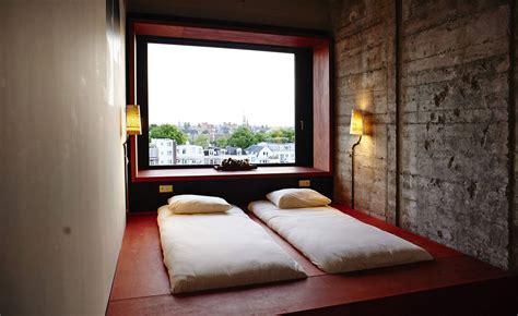 volkshotel hotel review amsterdam netherlands wallpaper