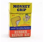 Vintage Monkey Grip Box Tire Tube Repair Kit  EBay