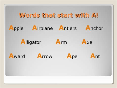 5 Letter Words Beginning With A 5 letter words beginning with a