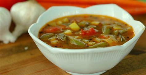 garden vegetable soup garden vegetable soup