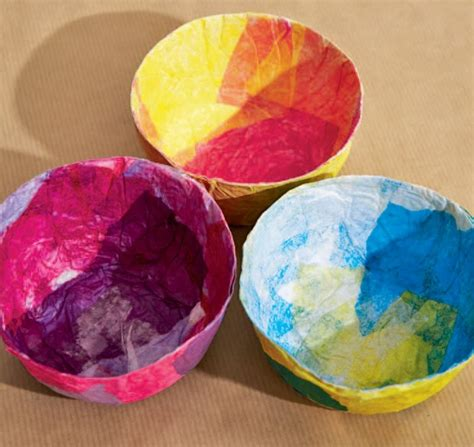 Paper Mache Craft Ideas - papier mache project for click