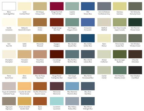 Couleurs De Peintures by Beautiful Palette De Couleur Peinture Interieur Photos