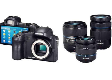 Kamera Samsung 1 Jutaan harga kamera samsung galaxy nx dslr mulai rp 17 8 jutaan meluncur oktober mendatang katalog