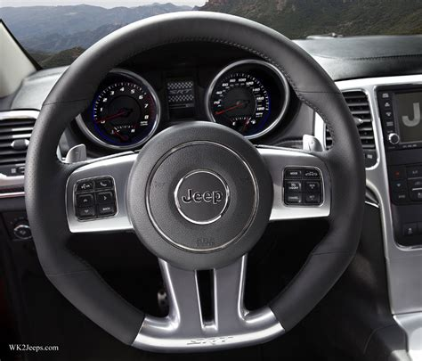 2012 Jeep Srt8 Steering Wheel For Sale Mopar
