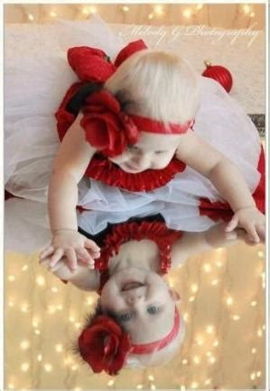 6 month christmas photos baby photo idea baby or newborn in basket with baubles glass ornaments hanging