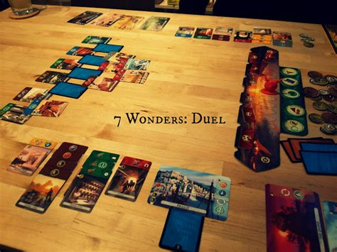 7 Wonders Board Ready New ボードゲームガーデン 7 wonders duel 世界の七不思議 デュエル 感想のみ