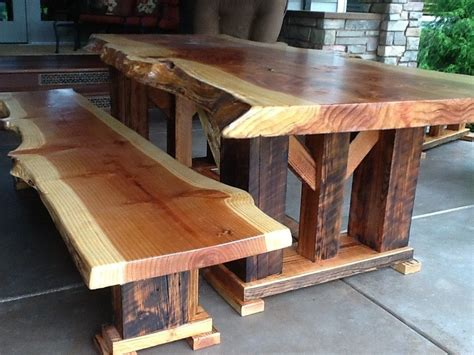 custom wood benches handmade redwood bench made of reclaimed wood by toby j s llc custommade com