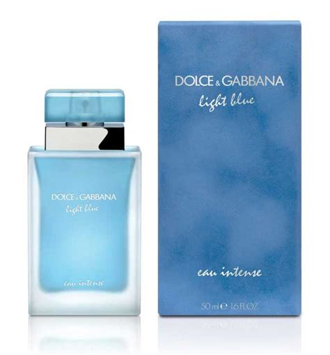 dolce gabbana light blue intense light blue eau intense dolce gabbana perfume a new