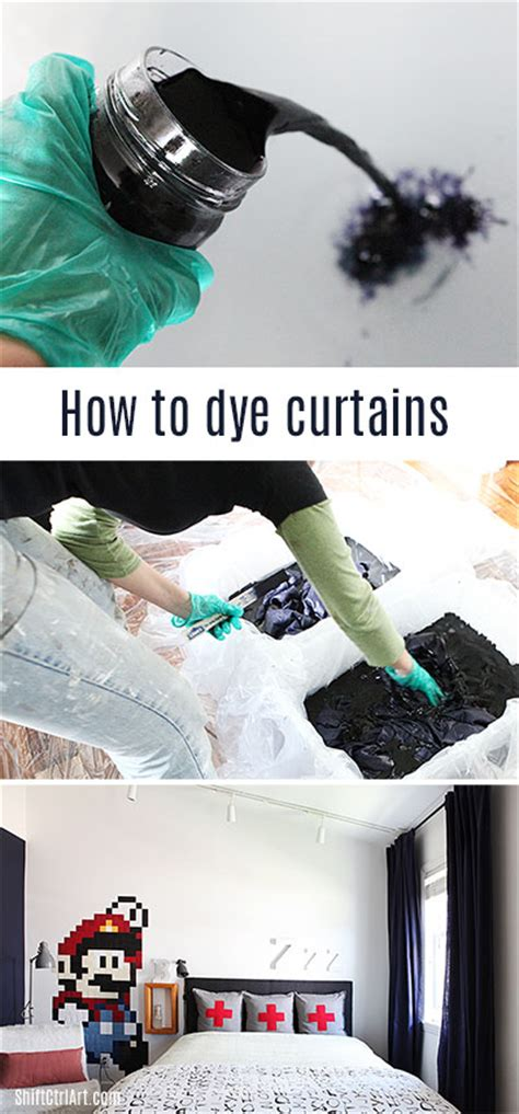 how to dye curtains b s room dyeing for some navy curtains how to dye curtains