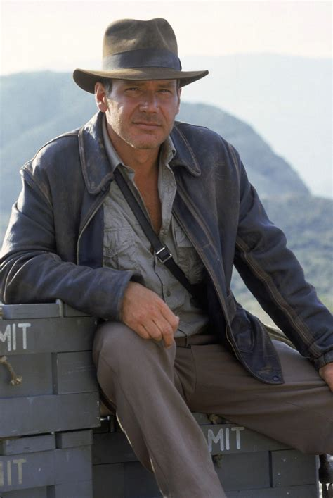 Harrison Ford Is Back As Indiana Jones And More by Pin Indiana Jones And The Last Crusade 1989 And