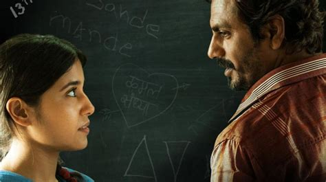 film love between student and teacher haramkhor makers bombarded with threat messages