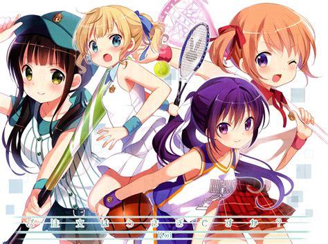 anime genre 5 rekomendasi anime genre slice of life obrolan petang