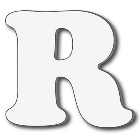 Letter By R The Letter R Clipart Best