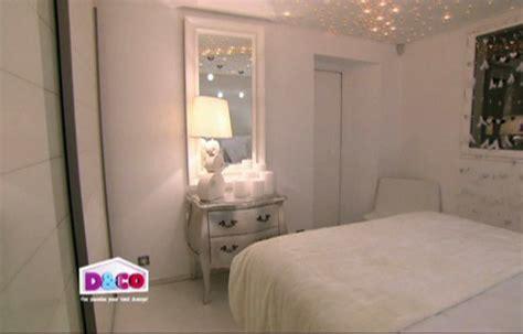 chambre blanche de julie et alexandre sur m6 deco fr